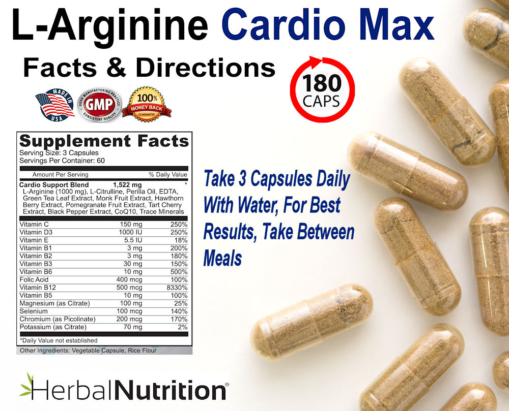 Cardio Max Fact Directions