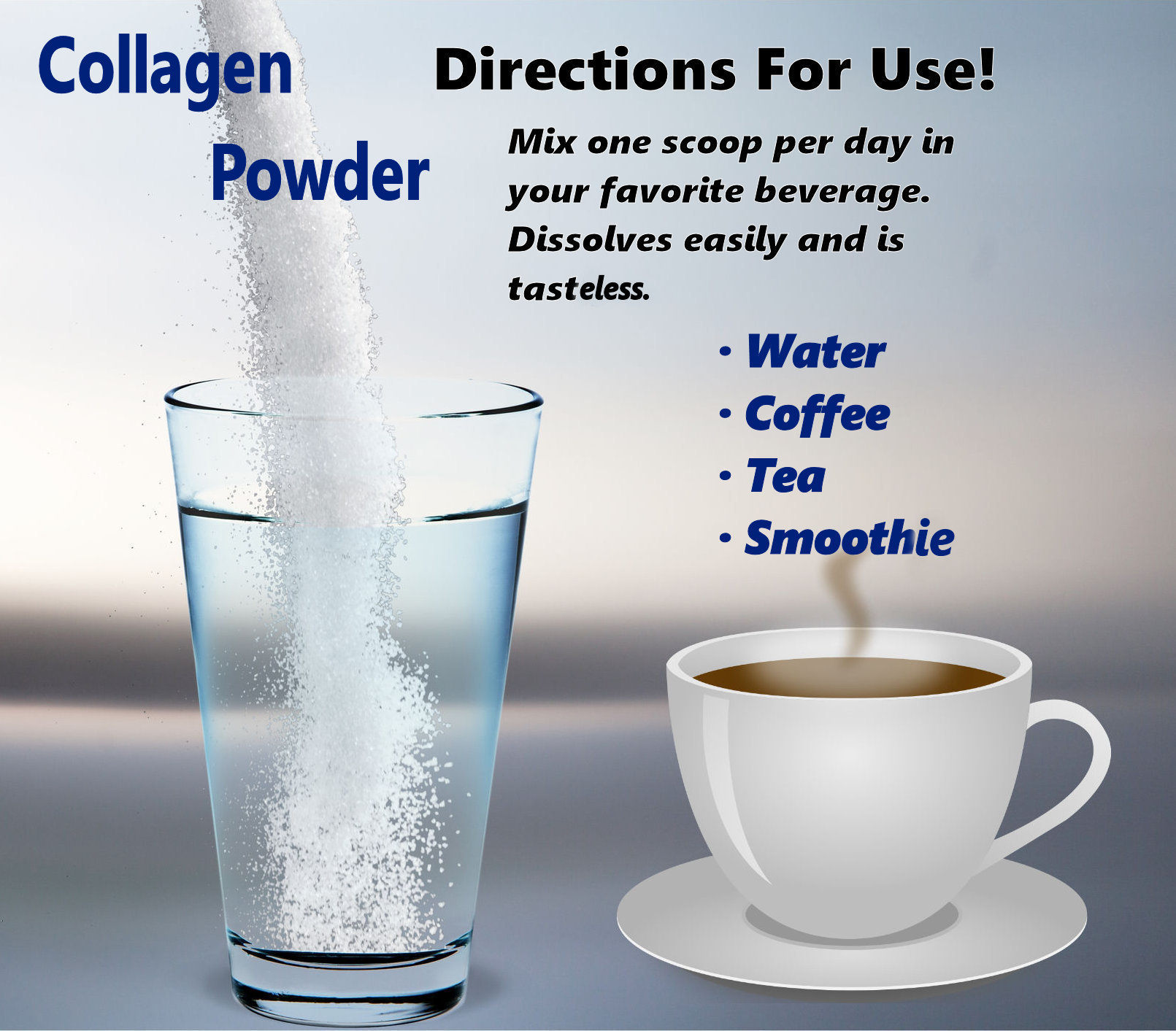 Collagen Peptides Directions