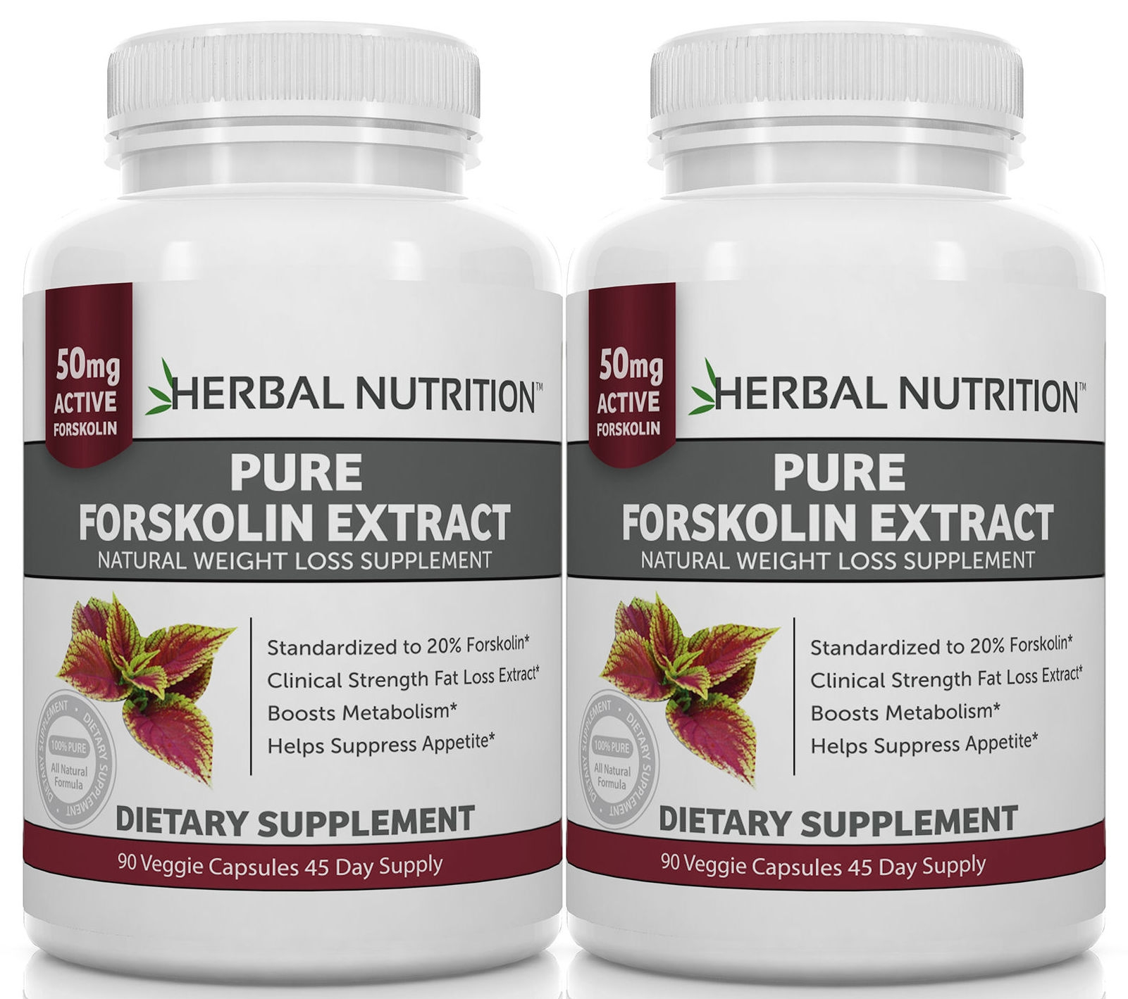 Forskolin Extract Ad Image