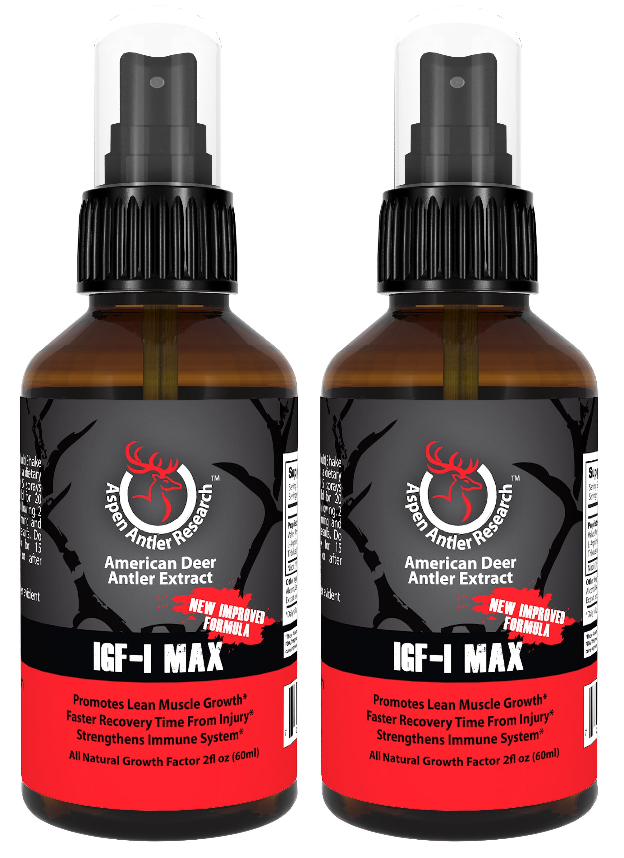 Deer Antler Velvet Spray Max