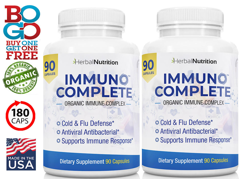 Immuno Complete from Herbal Nutrition