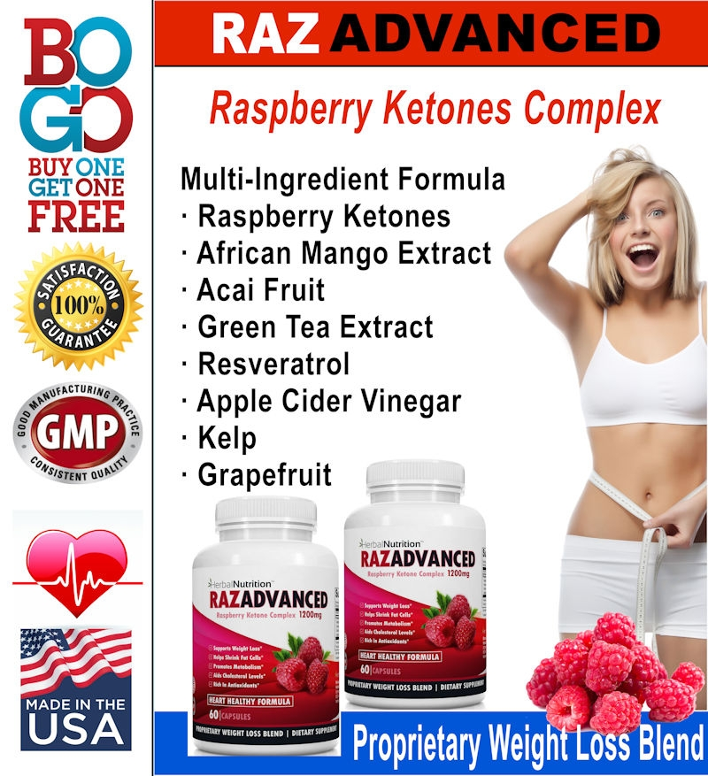 Raspberry Ketone Complex Benefits