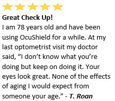 OcuShield Product Review