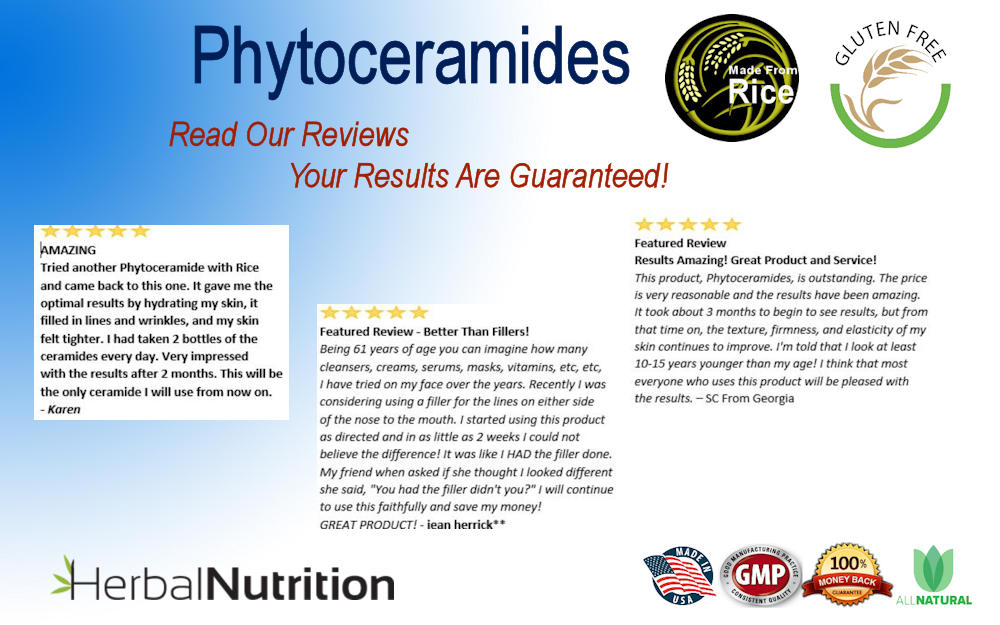 Phytoceramides Review