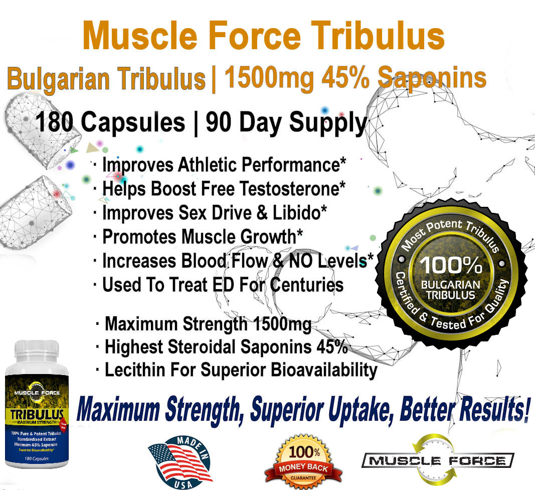 Tribulus Benefits