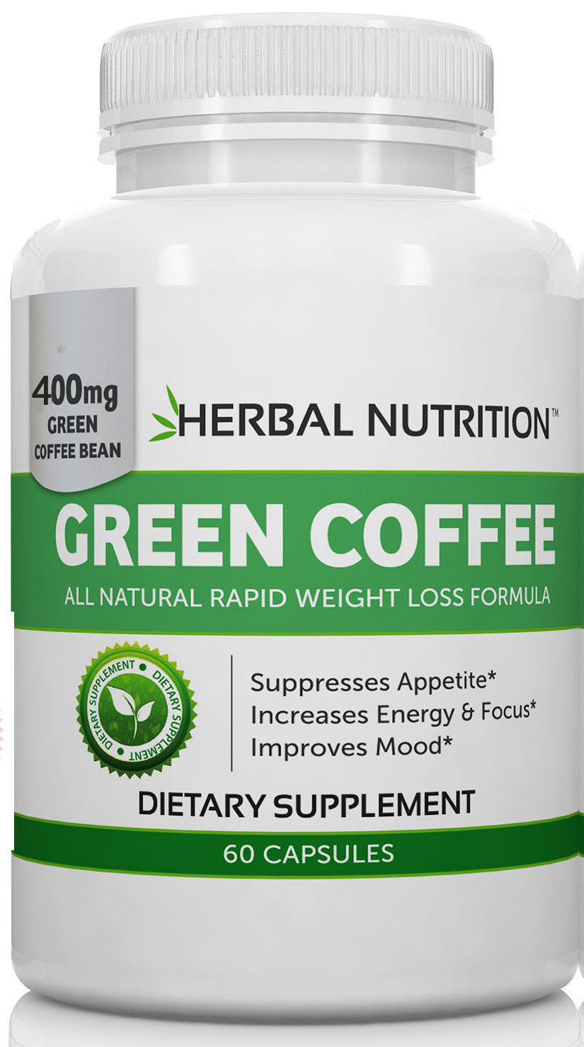 Green Coffee Bean Extract One Bottle