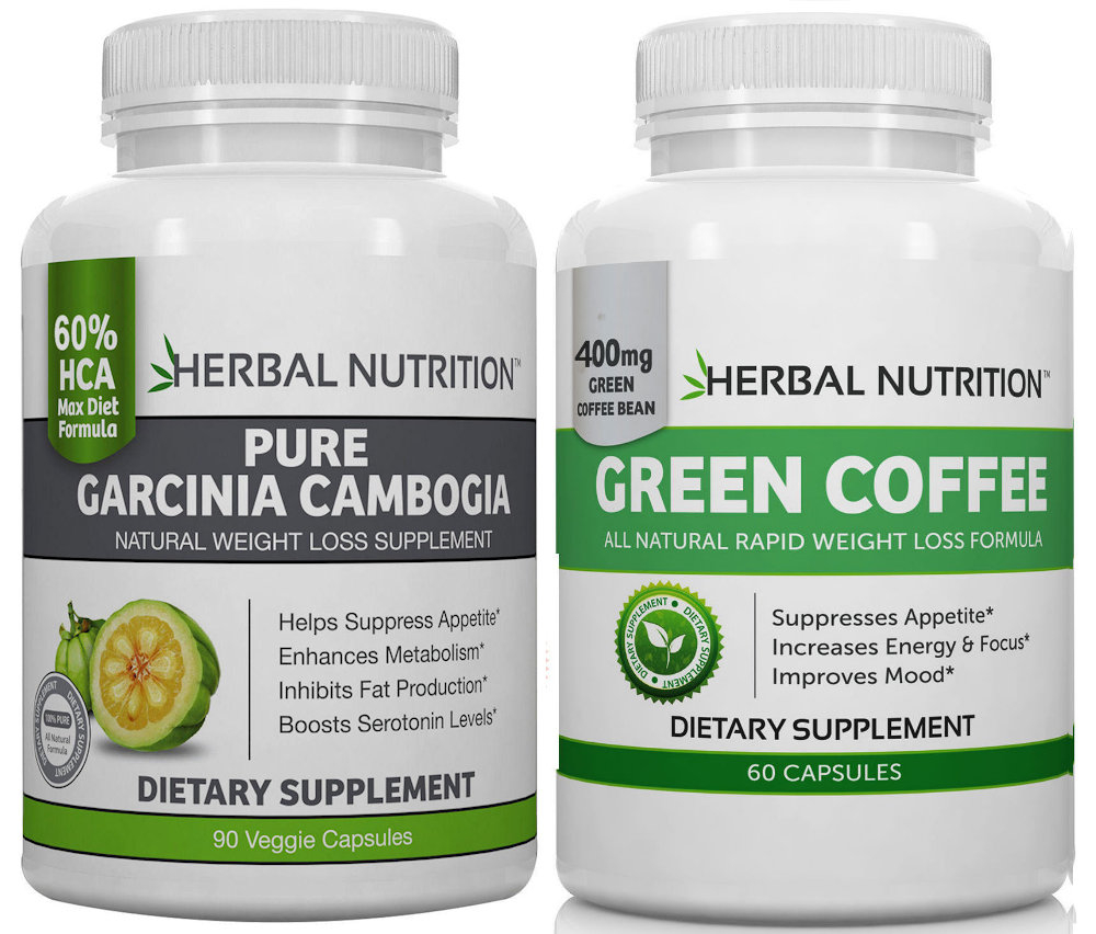 Garcinia and Green Coffee Bean Extract