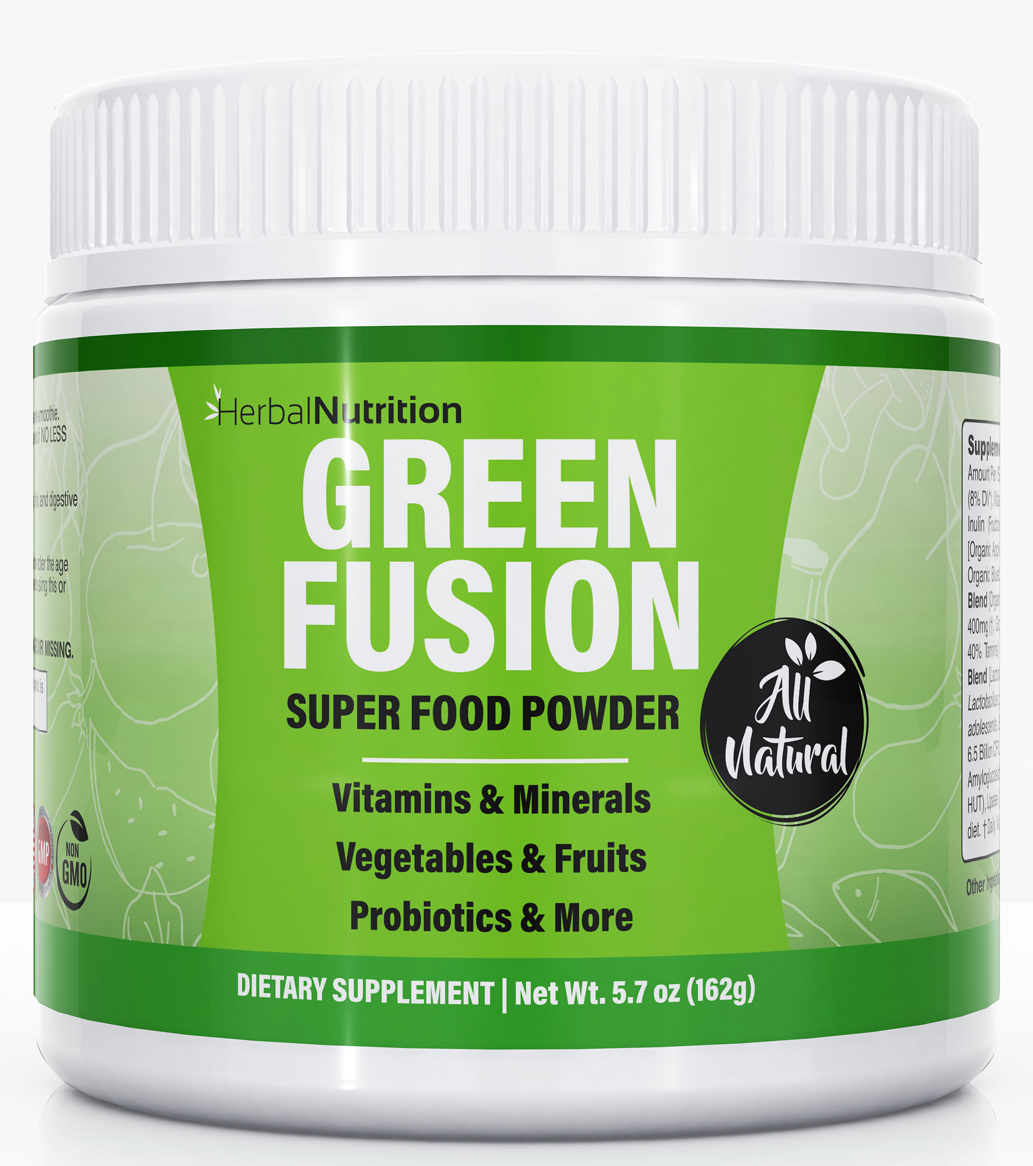 Green Fusion Super Food One Jar