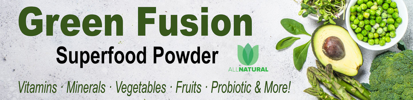Green Fusion Superfood One Jar