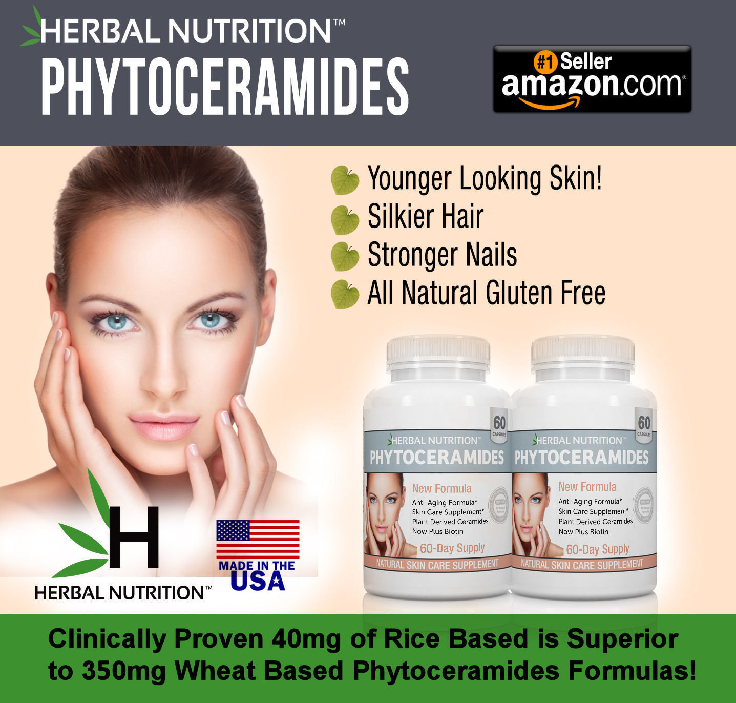 Phytoceramides Benefits