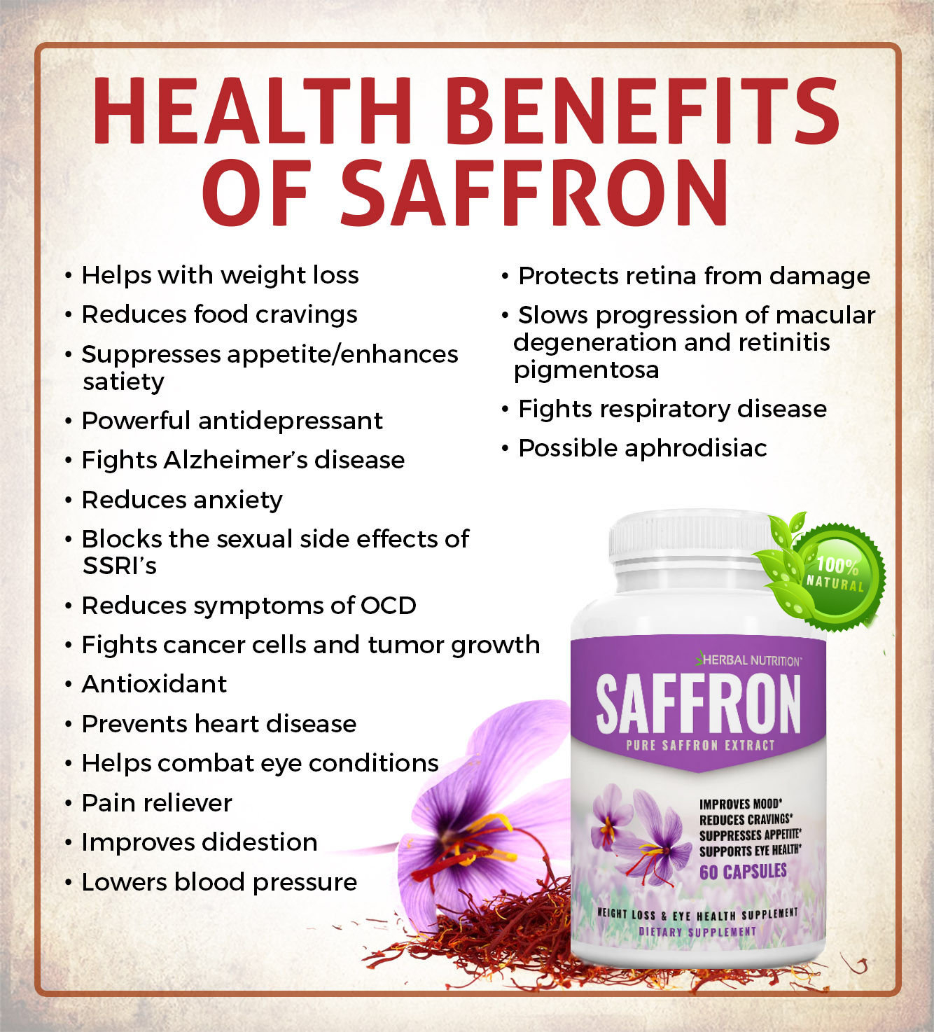 Best Saffron Extract